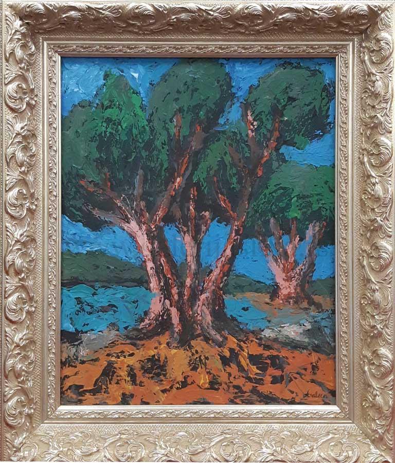 galerija slika Stojan Aralica